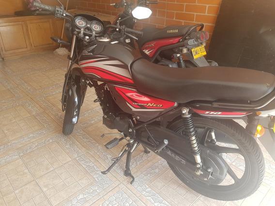 Honda Dream Neo 110 Negro 2019