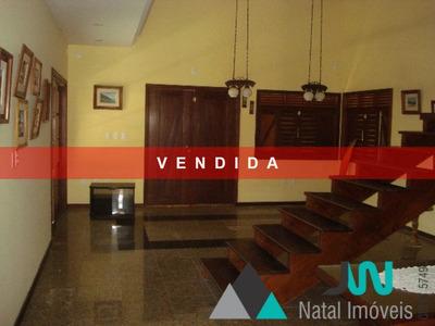 Venda De Casa Na Praia De Cotovelo, Em Condomínio Residencial Jardim De Cotovelo, Com 329m² - Ca00064 - 32056283