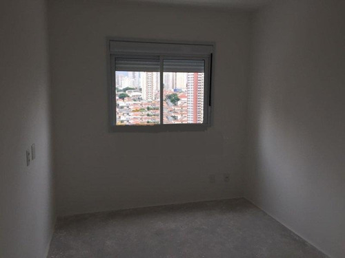 Apartamento Com 2 Dormitórios À Venda, 60 M² Por R$ 600.000,00 - Vila Regente Feijó - São Paulo/sp - Ap4700