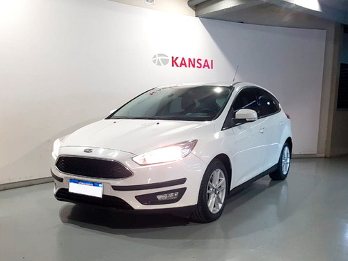 Ford   Focus 5p 1.6 S  2017