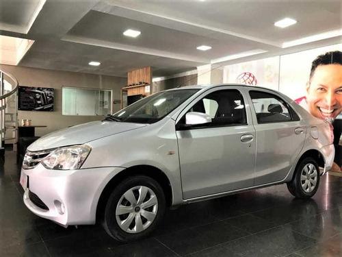 Imagem 1 de 11 de Toyota Etios Sd X