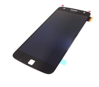 Frontal Tela Lcd Moto Z Play Xt1635 (nova) - Original -preto