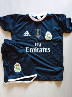 Camisa Infantil - Times Internacionais