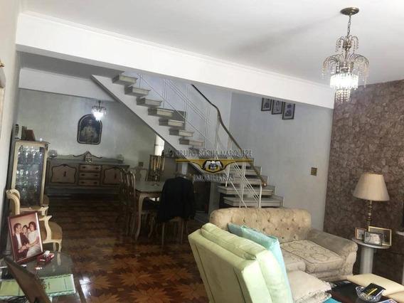 Sobrado Com 2 Dormitórios À Venda, 140 M² Por R$ 800.000,00 - Belenzinho - São Paulo/sp - So1309