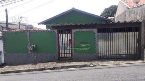 Imagem 1 de 5 de Casa Com 3 Dormitórios À Venda Por R$ 296.800 - Granjas Santa Terezinha - Taubaté/sp - Ca5295