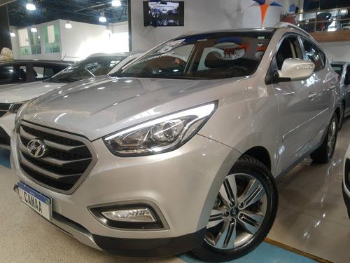 Imagem 1 de 12 de Hyundai Ix35 2.0 Mpfi Gls 16v Flex 4p Automático