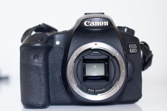 Canon Eos 60d | Corpo | 19 K