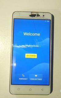 Celular Lenovo K6 Com Tela Quebrada