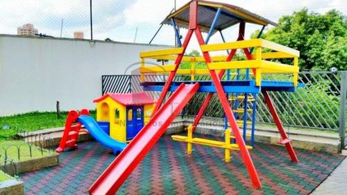 Imagem 1 de 10 de Apartamento - Vila Monte Alegre - Ref: 3741 - V-3741