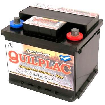 Bateria Quilplac 12vx50ah Serv. A Domic (zona Sur)
