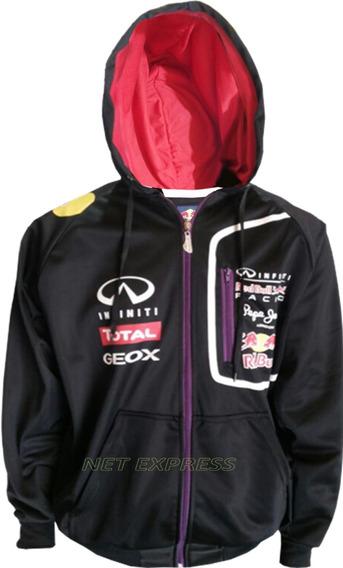 Jaqueta Masculina Red Bull Blusa Frio Promoção