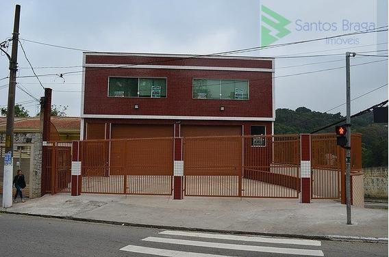 Galpão/pavilhão Para Alugar No Bairro Vila Clarice Em São - 257-2