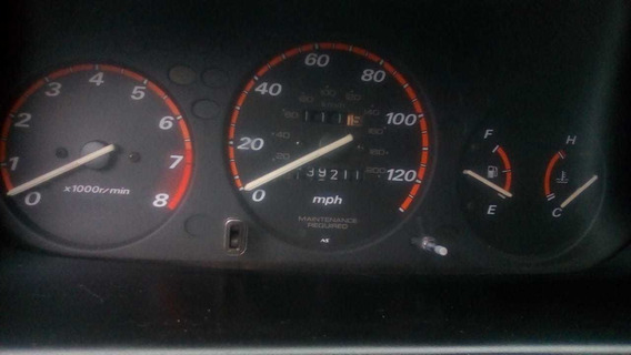 Honda Cr-v Versiónamercana 4x 4