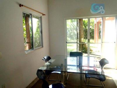 Casa À Venda, Praia De Pernambuco, Guarujá. - Ca1544