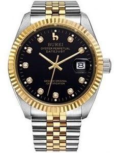 Relógio Burei Luxury Automatic Bm-5003-52eg-2