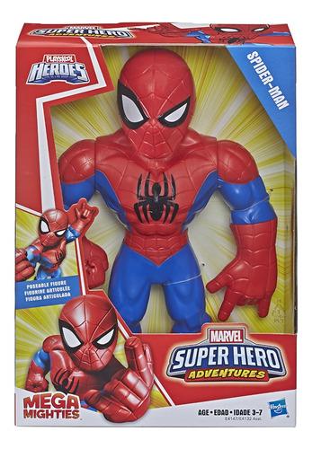 Imagen 1 de 3 de Marvel Mega Mighties Spider Man