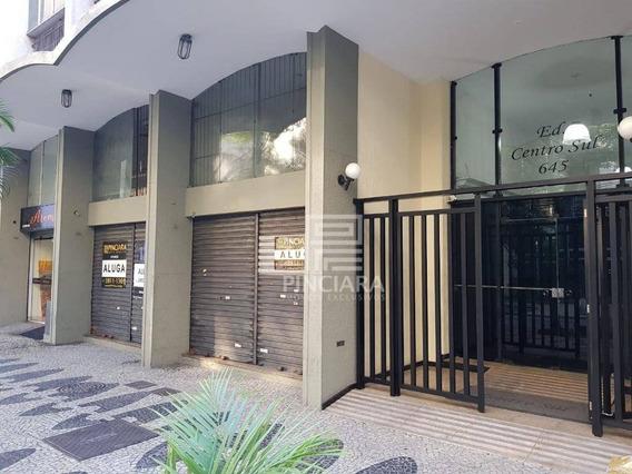 Loja De 130 M² Por R$ 9.000/mês - Centro - Niterói/rj - Lo0023