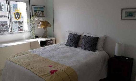 Lindo Apartamento No Condomínio Vittá De 2 Dormitórios Totalmente Mobiliado - Ap1188