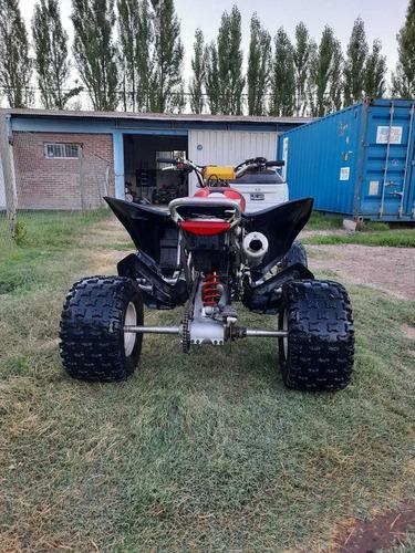 Cuatriciclo Deportivo Honda Trx 450 2009