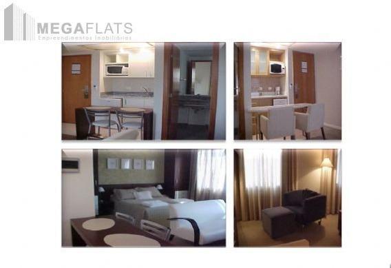 02909 - Flat 1 Dorm, Tatuapé - São Paulo/sp - 2909