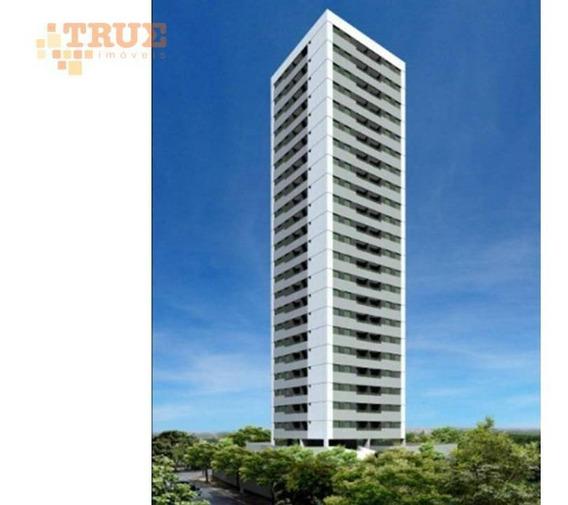 Apartamento Residencial À Venda, Torre, Recife. - Ap2595