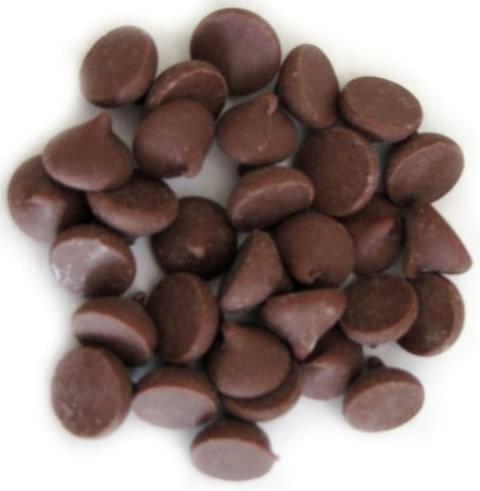 Chispas Choc Real Semiamargo Vegano Sin Leche 46% 2000ct 1kg