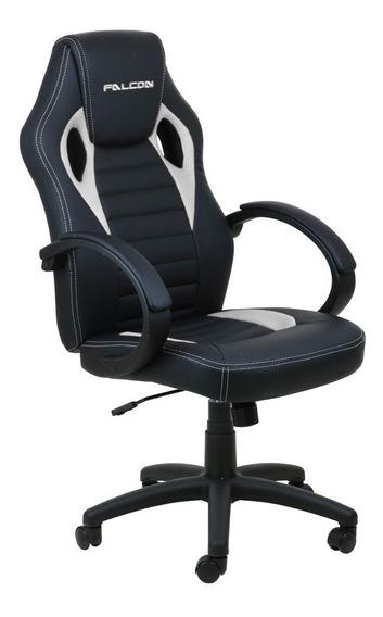 Cadeira Gamer Racer Fx Falcon Giratoria Relax