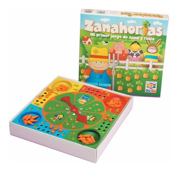 Zanahorias- Los Juegos De Don Rastrillo
