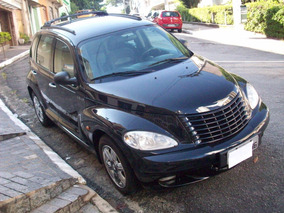 Chrysler Pt Cruiser 2.4 Limited 5p Automatica Preta 2005