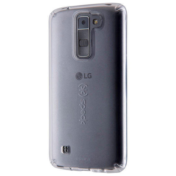 Speck Lg K8 Candyshell Clear - Clear/clear