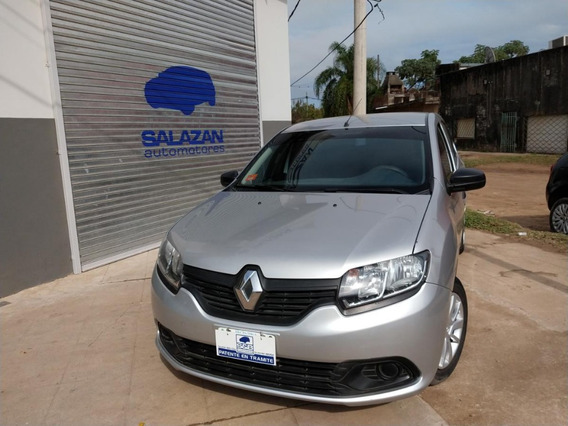 Renault Logan 1.6 8v Authentique 2015