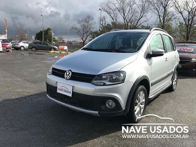 Volkswagen Suran Cross 1.6 Highline 101cv Ouq030