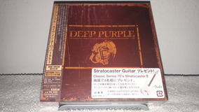Deep Purple - Live Europe 1993 Mini Lp 4cds Lacrado Japan