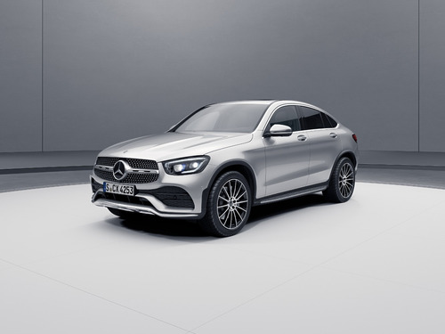 Mercedes Benz Amg Clase Glc 2.0 Glc300 4matic Coupe At 2020