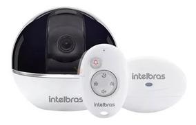 Câmera De Segurança Mibo Com Alarme Integrado Ic7s - Intelbr