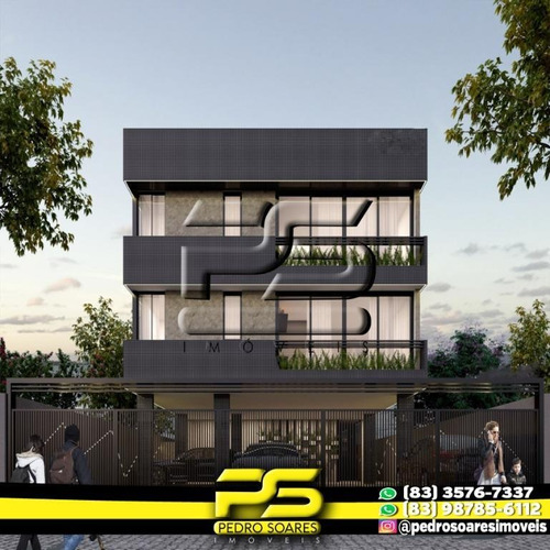 Apartamento Com 2 Dormitórios À Venda, 56 M² Por R$ 193.500,00 - Bessa - João Pessoa/pb - Ap2802