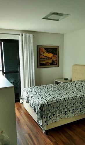 Imagem 1 de 27 de Apartamento Com 3 Dormitórios À Venda, 148 M² - Nova Petrópolis - São Bernardo Do Campo/sp - Ap66096