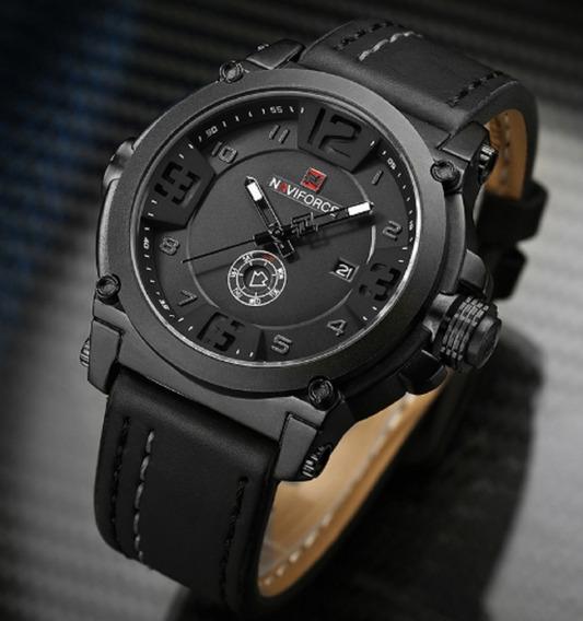 Relógio Masculino Naviforce 9099 - Frete Gratis - Original