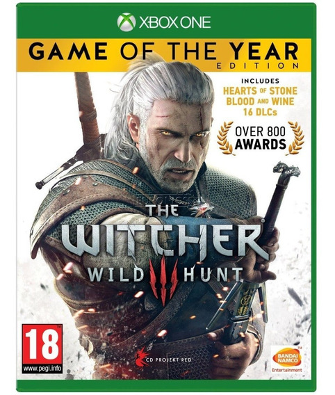The Witcher 3:wild Hunt Complete Edition - Xbox One Digital