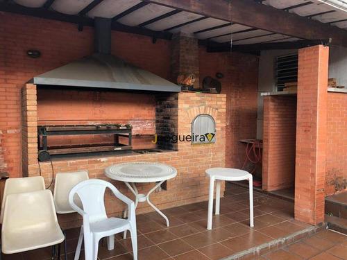Sobrado À Venda, 295 M² Por R$ 2.650.000,00 - Brooklin - São Paulo/sp - So0495