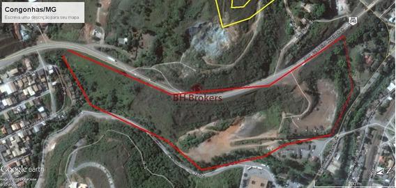 Terreno / Área Para Comprar No Centro Em Congonhas/mg - 13939