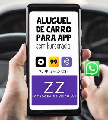 Aluguel De Carro Para Motorista De Aplicativo