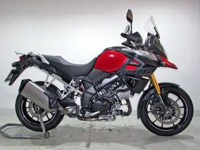 Suzuki V Strom 1000 Abs 2016 Vermelha