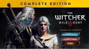 The Witcher 3 Complete Edition Pc - Português