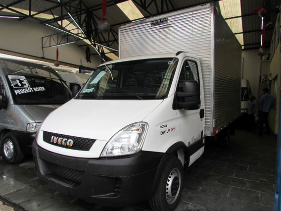 Iveco Daily Chassi Bau 0km 30s13 Branca