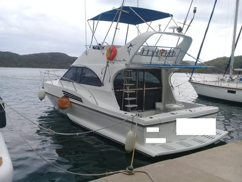 Carbrasmar 39 Pesca Mercedes 366 400 Hp Cada 1989/2001. Caie
