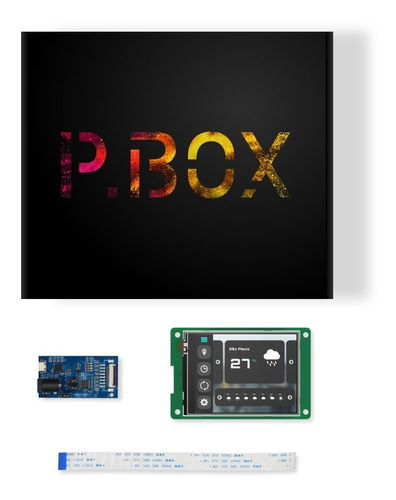 Imagem 1 de 3 de P.box Basic - Display 2.8 - P32240j28c_t01