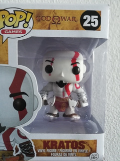 God Of War Muñeco De Kratos Funko Pop De Excelente Calidad