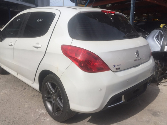 Sucata Peugeot 208 1.6 16v Griffe Flex,import Multipeças