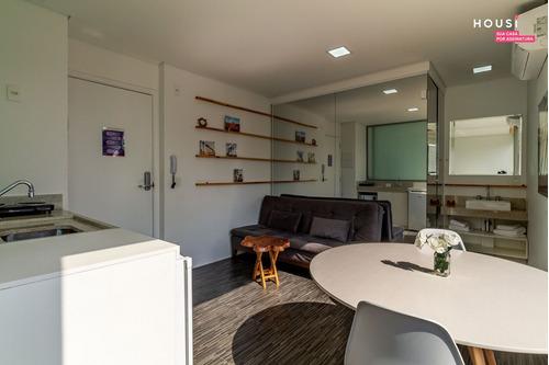 Imagem 1 de 15 de Apartamento - Itaim Bibi - Ref: 966 - L-966